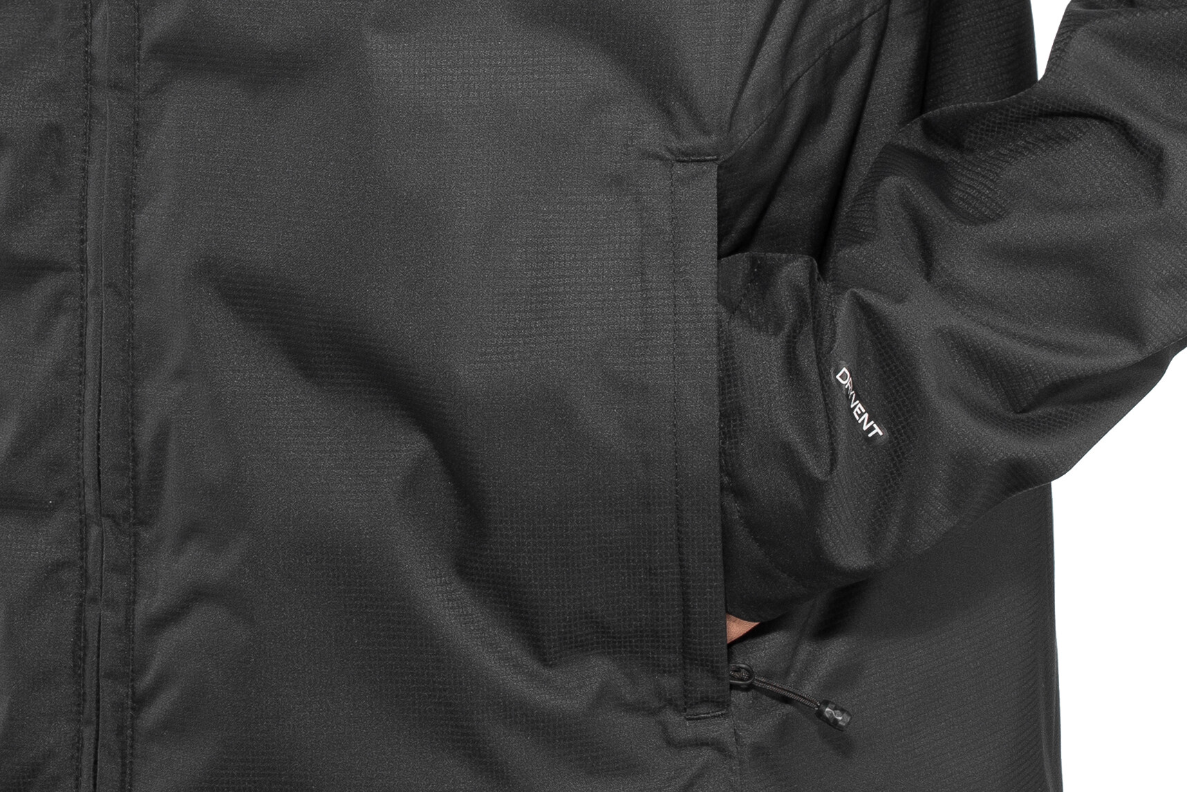 b9411d8c6b6 The North Face Frost Peak II Jacket Men black at Addnature.co.uk